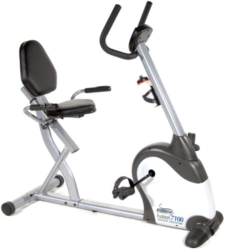 Stamina 7100 Magnetic Fusion Recumbent Exercise Bike