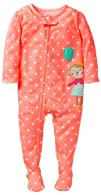 Carter's Baby Girls' 1 Piece Dot Prin…