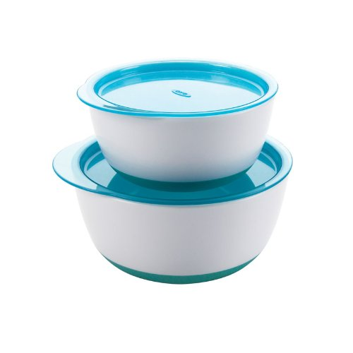 OXO Tot Bowl Set, Aqua