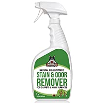 Pogi's Pet Stain & Odor Remover - Professional Bio-Enzyme Formula - Super Fresh, Carpet Safe, Earth-Friendly