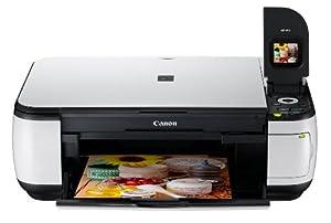 Canon PIXMA MP490 Photocopieuse / imprimante / scanner couleur jet d'encre impression (jusqu'à) : 8.4 ppm (mono) / 4.8 ppm (couleur) Hi-Speed USB
