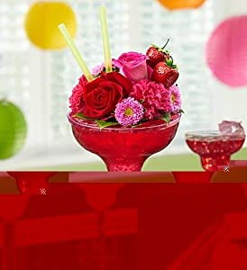 1-800-Flowers - Strawberry Floral Margarita - Small By 1800Flowers