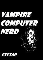 Vampire Computer Nerd