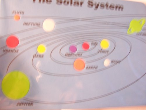 Kingsbridge Foam Puzzle ~ The Solar System