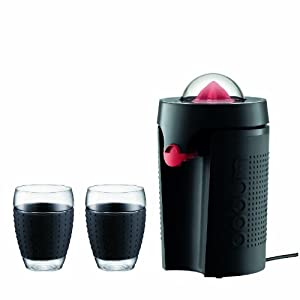 best price Bodum Bistro Citrus Small Electric Juicer