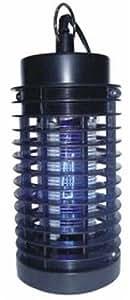 Isotronic antizanzare con lampada blu giardino for Lampada antizanzare
