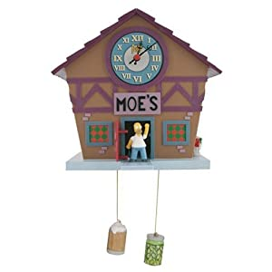 Most Effective Product The Simpsons Talking Cuckoo Clock