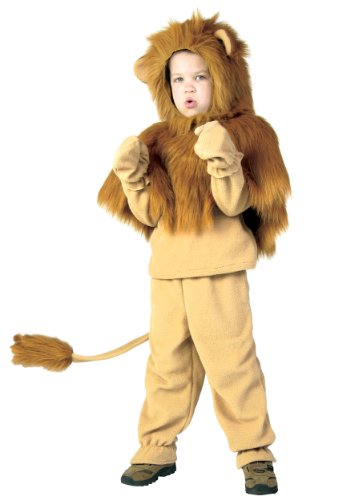 Big Boys' Storybook Lion Costume