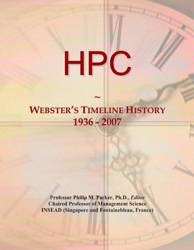 hpc-websters-timeline-history-1936-2007