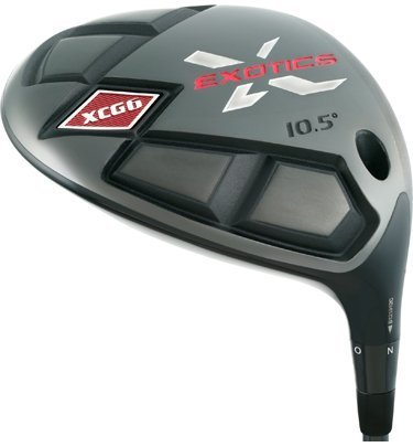 Tour Edge Exotics XCG6 Golf Driver