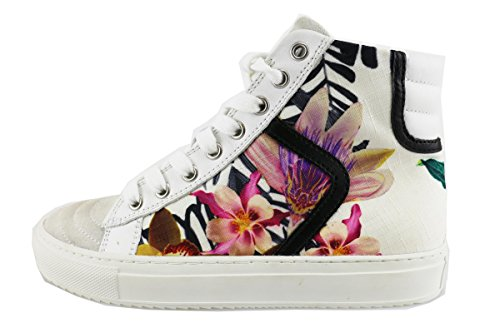 CULT sneakers donna multicolore tessuto AH874 (36 EU)