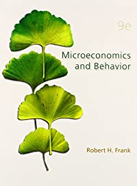 Microeconomics and Behavior (Mcgraw-Hill/Irwin Series in Economics) download ebook