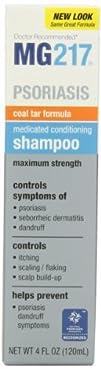 MG217 Medicated Conditioning Coal Tar Formula Shampoo 4