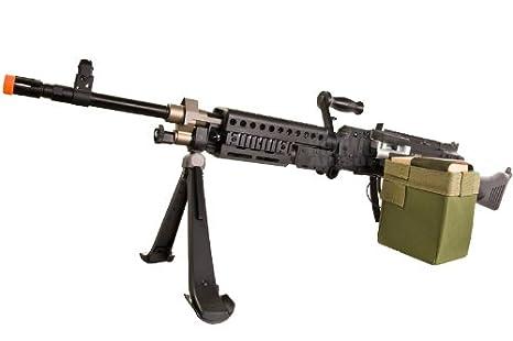 M240b Airsoft Echo1 M240B  Licensed by Ohio