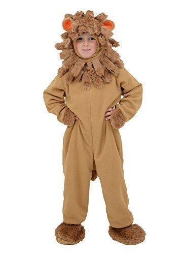 [HALLOWEEN Children's Kids Lion Costume 4-5 YEARS 4T 5T] (Lion Mane Costume For Kids)