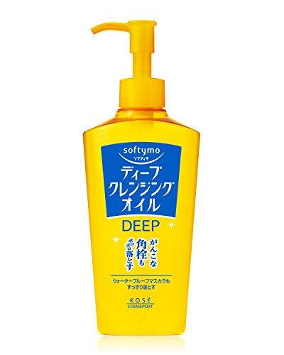 KOSE Softy Mo Deep Cleansing Oil, 0.5 Pound