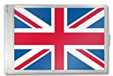 世界の国旗 カスタムミラー A:日本、アメリカ、イギリス、フランス