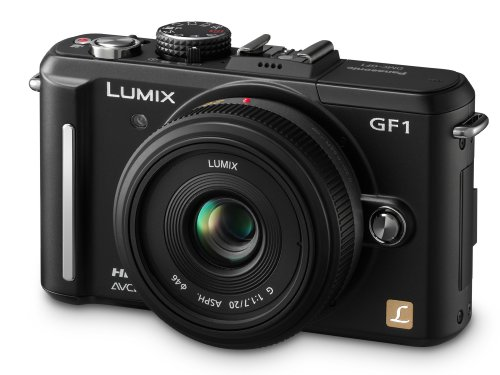 Panasonic Lumix GF1 12.1MP digital Camera  :  digital cameras cameras online digital cameras digital panasonic cameras