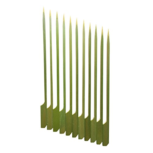 Check Out This Bamboo Picks, Skewers for Chocolate Fountain/Fondue, Kabobs, BBQ, Cocktails, Appetize...