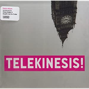 Amazon.com: Telekinesis!: Telekinesis!: Music