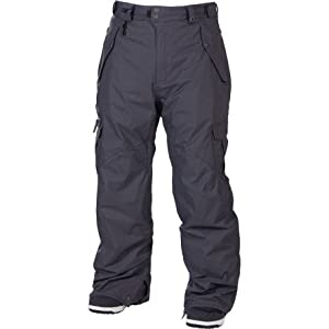 686 Smarty Original Cargo 3-In-1 Pant - Mens Gunmetal Texture, XXL by 686