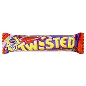 Cadbury Creme Egg Twisted Bar