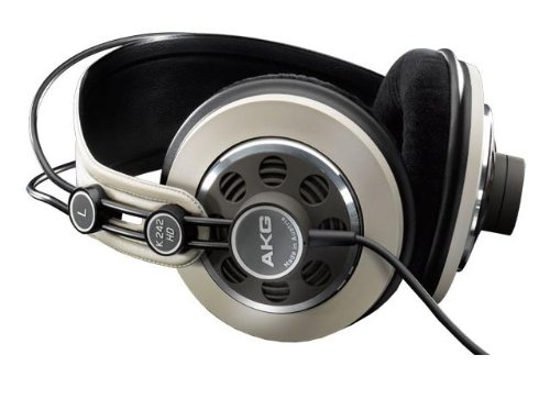 AKG K 242 HD Headphones,Wired