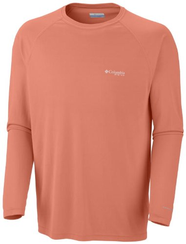 Columbia Men's Terminal Tackle Long Sleeve Polo, XX-Large,