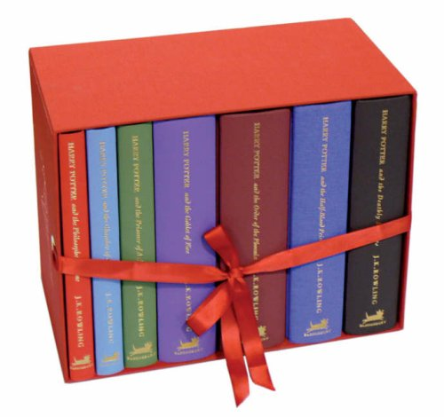 Harry Potter Boxed Set  (Special Edition) (Contains all 7 books in the series)
