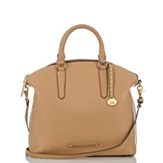 Large Duxbury Satchel<br>Natural Nepal