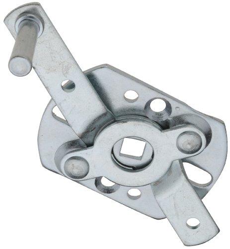 "National Hardware V7645 For 5/16"" Zinc Plated Square Shaft Swivel Locks front-750854"