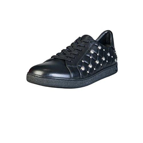 Emporio Armani EA7 scarpe sneakers uomo nuove orginale racer nero EU 42 288040 6A299 17520