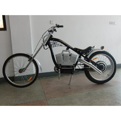 The Best Electric Bike Motorcycle Style Electric Bike A Real