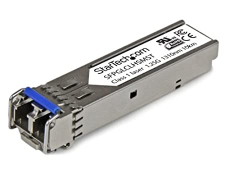 StarTech.com SFPGLCLHSMST Module Transceiver SFP mini-GBIC