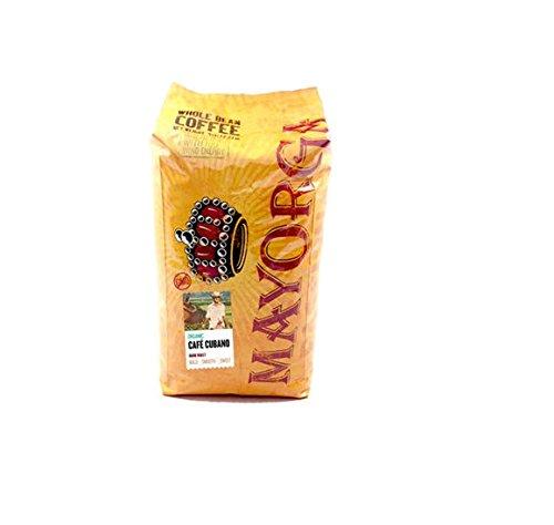 Mayorga Organic Café Cubano Whole Bean Coffee 5 Lb. Bag (Coffee Beans 5 Pounds compare prices)