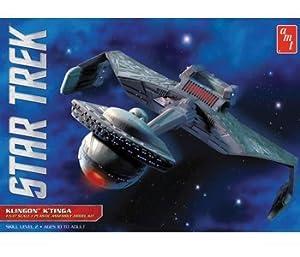1/537 Star Trek Klingon K'tinga