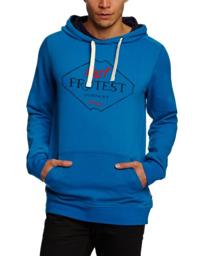 Protest Clothing Key Hoody Men's Top Ocean XX-Large