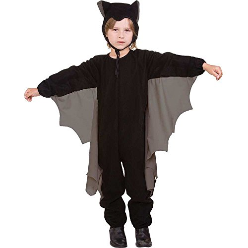 Grey Cute-T Bat Kids Costumes