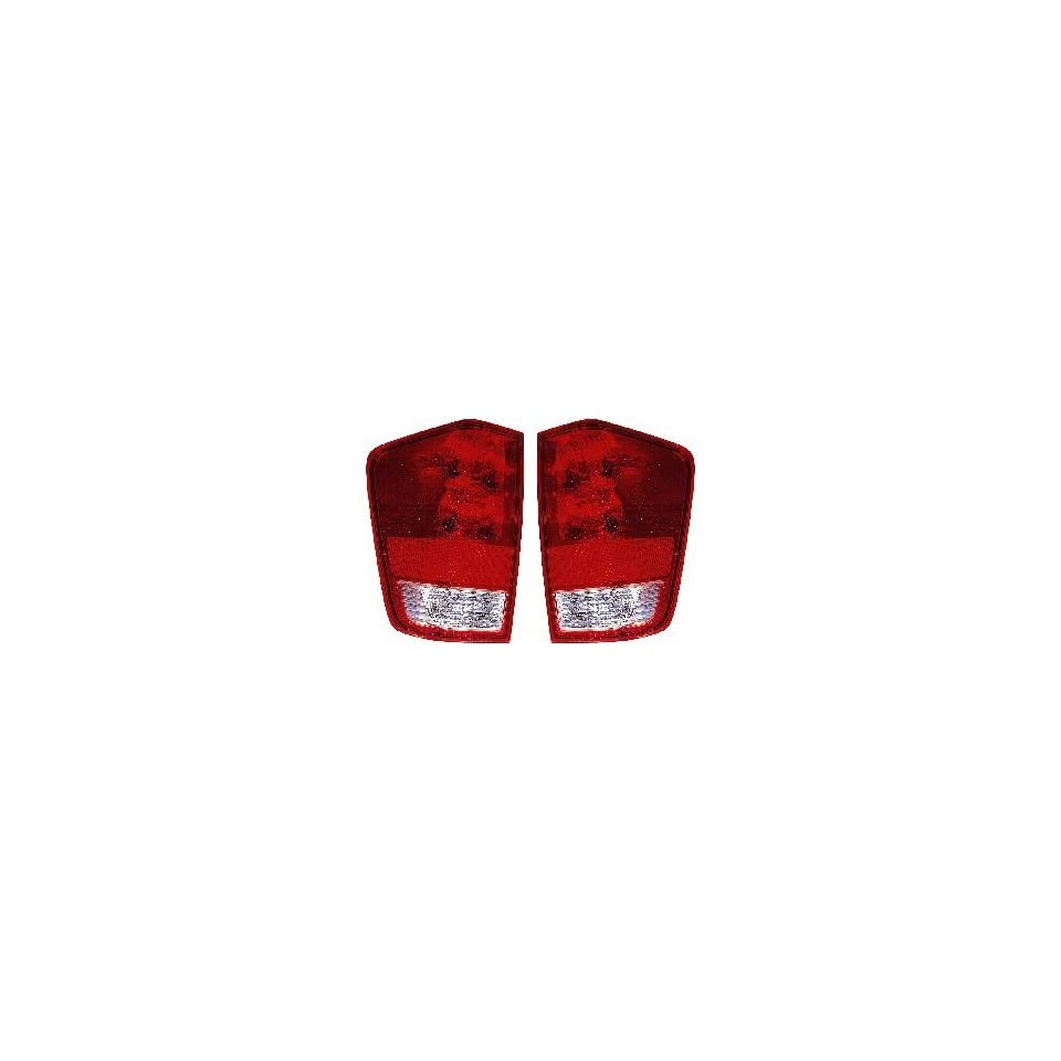 Nissan Titan Replacement Tail Light Unit (with Utility Compartment)   1 Pair
