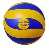 ミカサ ソフトバレーボール 小学校教材用ソフトバレーボール100g NEWデザイン SOFT100G