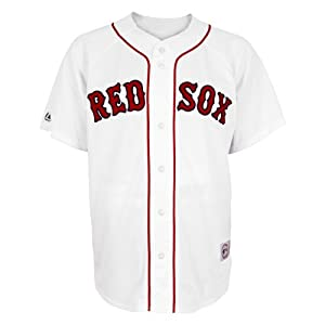 Boston Red Sox Replica Home Jersey by Majestic