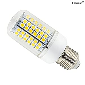 Focusled® 6x E27 LED Bulb 8 Watts SMD 5050 LED Light Bulb Super Bright LED Spot lights With Chip Technology 690-720LM Warm White AC 220V (no Remote Control) from Focusled