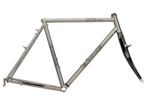 Ritchey Break-Away WCS Titanium Cross Frame Set 50cm with Carbon Fork