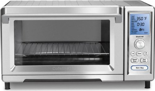 Countertop Convection Oven Best Buy : Cuisinart TOB-260 Chefs Convection Toaster Oven Best Buy! - saoroi