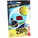 Imperial KAOS Water Balloons (250-Pack with 2 Faucet Fillers)