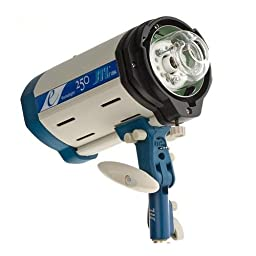 JTL Versalight E-250, 250 Watt Monolight Strobe, with Aluminum Alloy Housing