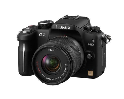 Panasonic Lumix DMC-G2 12.1MP Compact System