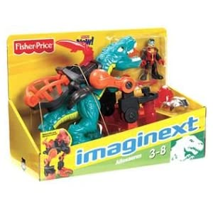 Fisher-Price Imaginext Allosaurus Dino