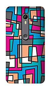 SWAG my CASE PRINTED BACK COVER FOR MOTOROLA MOTO X STYLE Multicolor