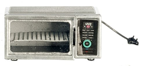 Dollhouse Miniature 1:12 Scale Microwave Oven #G7068